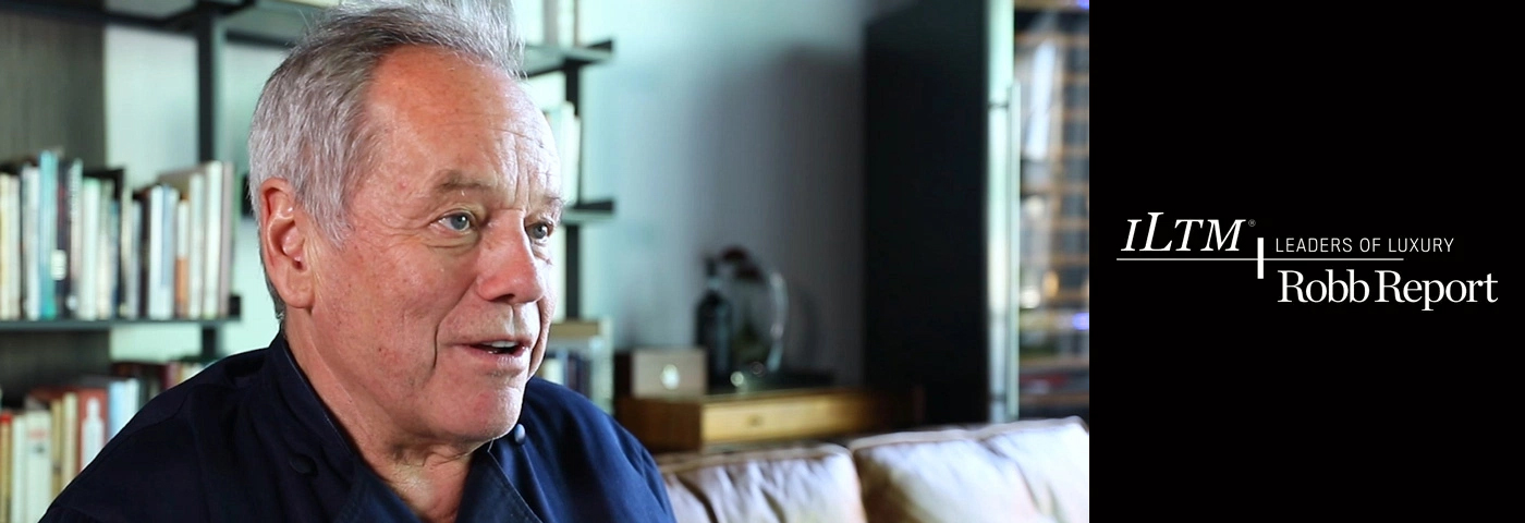 Leaders of Luxury Series: Wolfgang Puck